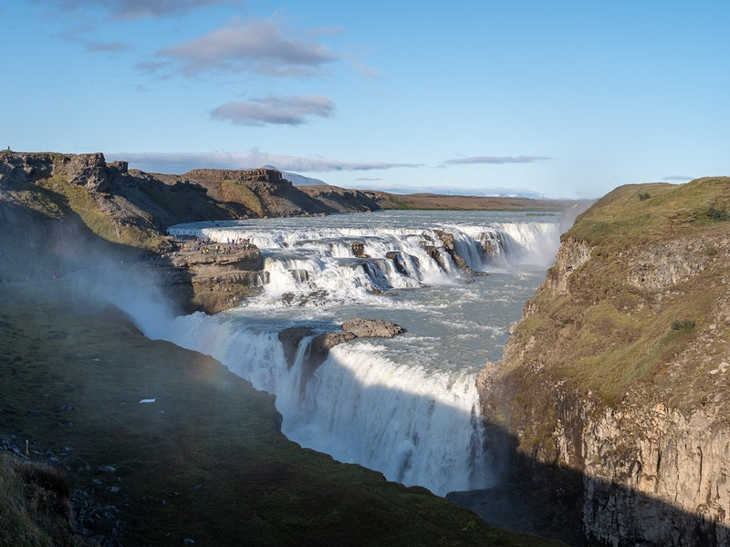 Gullfoss - William Porter