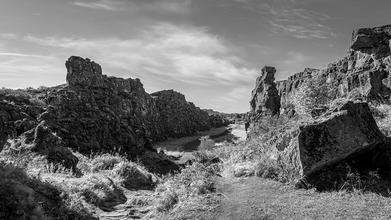 Thingvellir: Where continents meet - William Porter