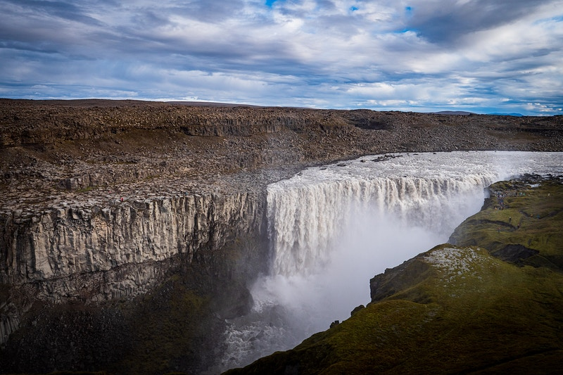 Dettifoss - William Porter