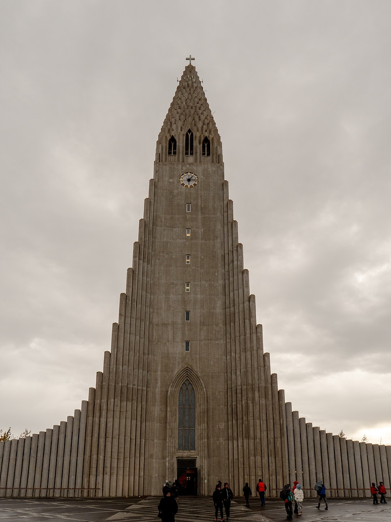 Hallgrimskirkja - William Porter
