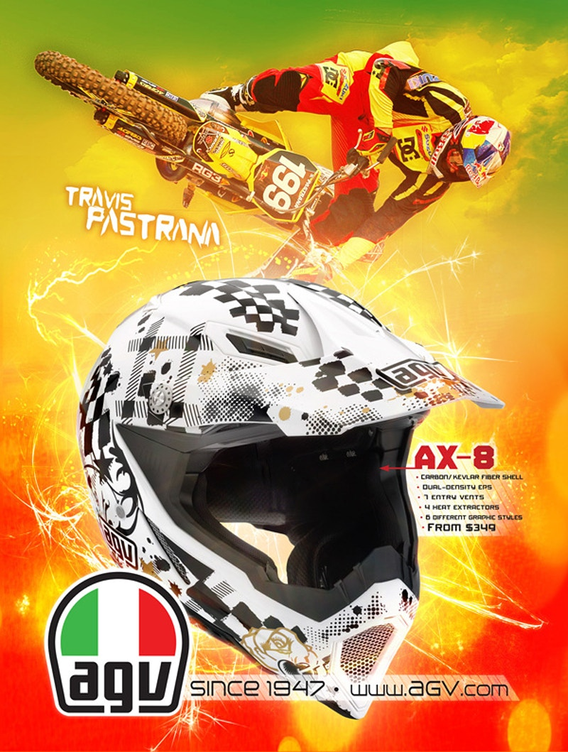 AGV Advertisement - Will Topete Photography & Design
