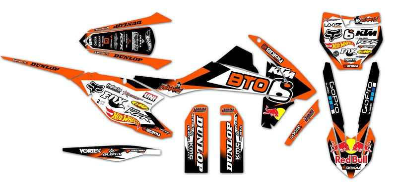 Ronnie Renner 2015 Graphic Kit - Will Topete Photography & Design