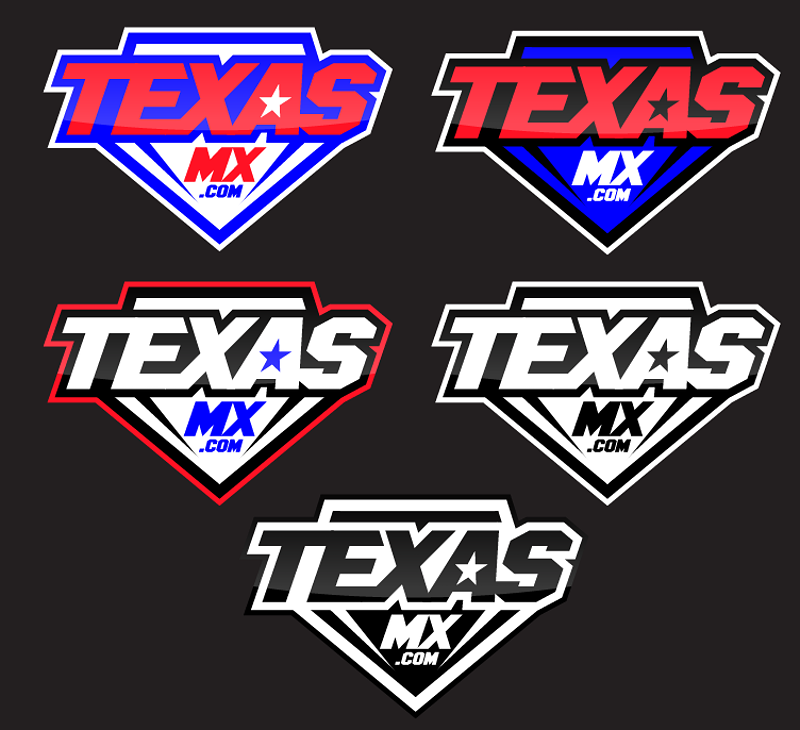 Texas MX Logo Design - Will Topete Photography & Design
