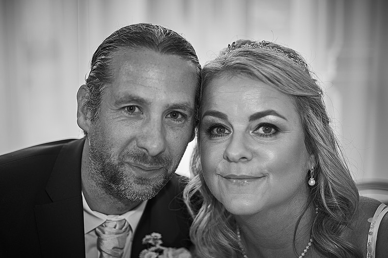 Craig And Sharon Wood Stoke On Trent - warren bailey photography