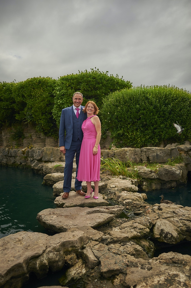 Emma And Nick Wright St Annes Lancashire - warren bailey photography