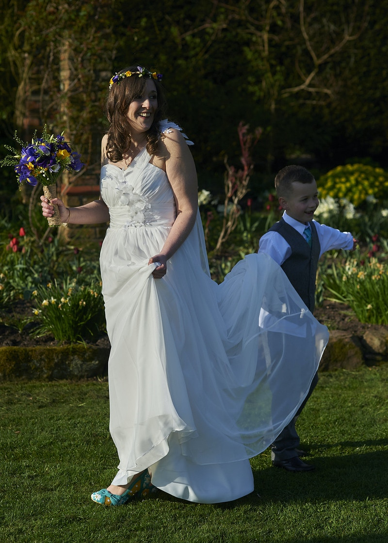 Yvette And Dan Tril Delamere Cheshire - warren bailey photography
