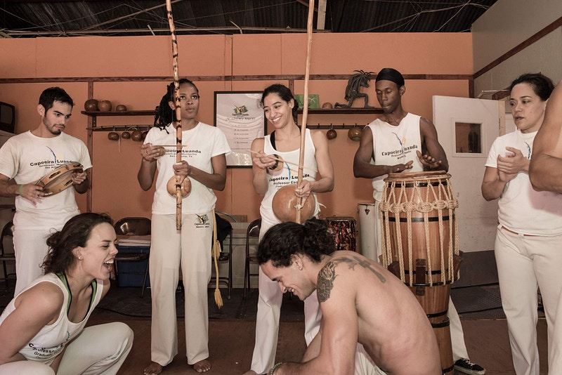 Capoeira Is For Everyone - Anthony Francis