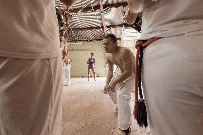 Capoeira Is For Everyone 2015 - Anthony Francis