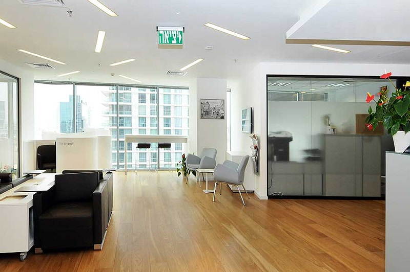 Regus offices - YULA-DESIGNS