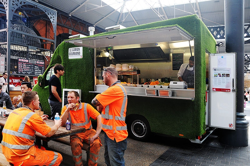 Food Truck, London - YULA-DESIGNS