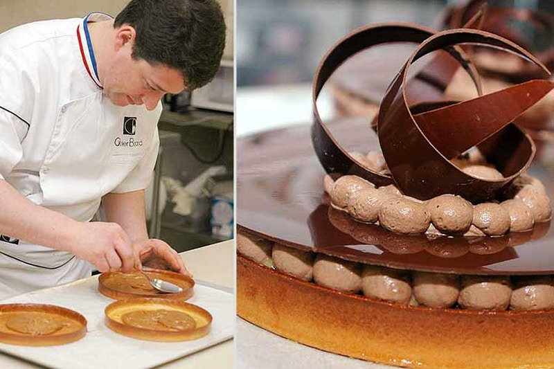 Pastry Chef Olivier Bajard - YULA-DESIGNS