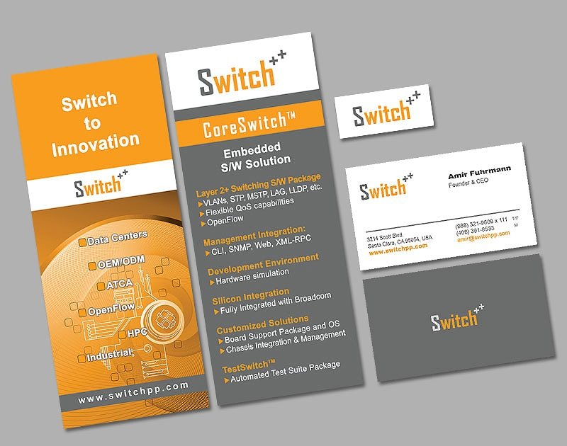 Switch++ High tech, California - YULA-DESIGNS