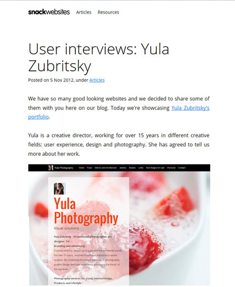snackwebsites - YULA-DESIGNS