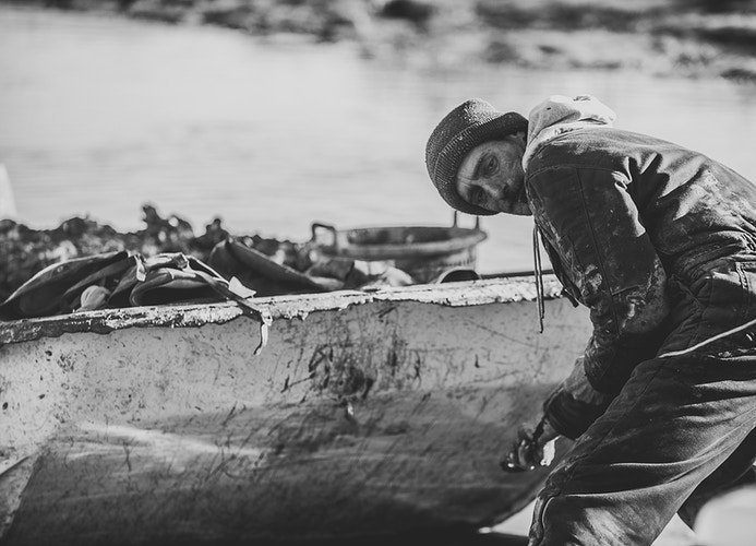 The Oyster Pickers - Yve Assad Photography