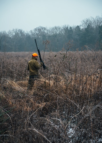 The Winter Hunt Filson - Yve Assad Photography