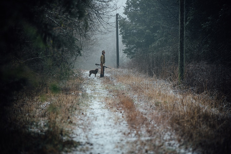 Filson The Winter Hunt - Yve Assad Photography