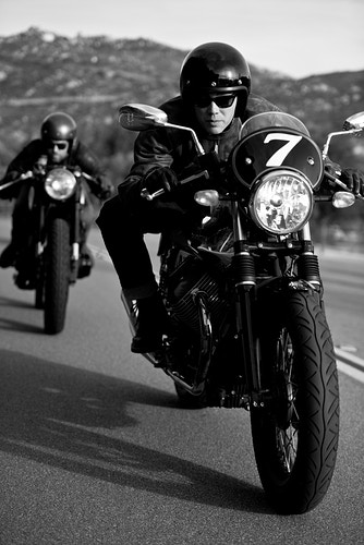Life On Two Wheels - Yve Assad Photography