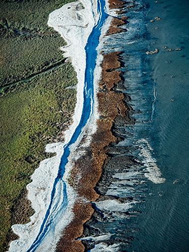 Aerial Landscapes - Yve Assad Photography