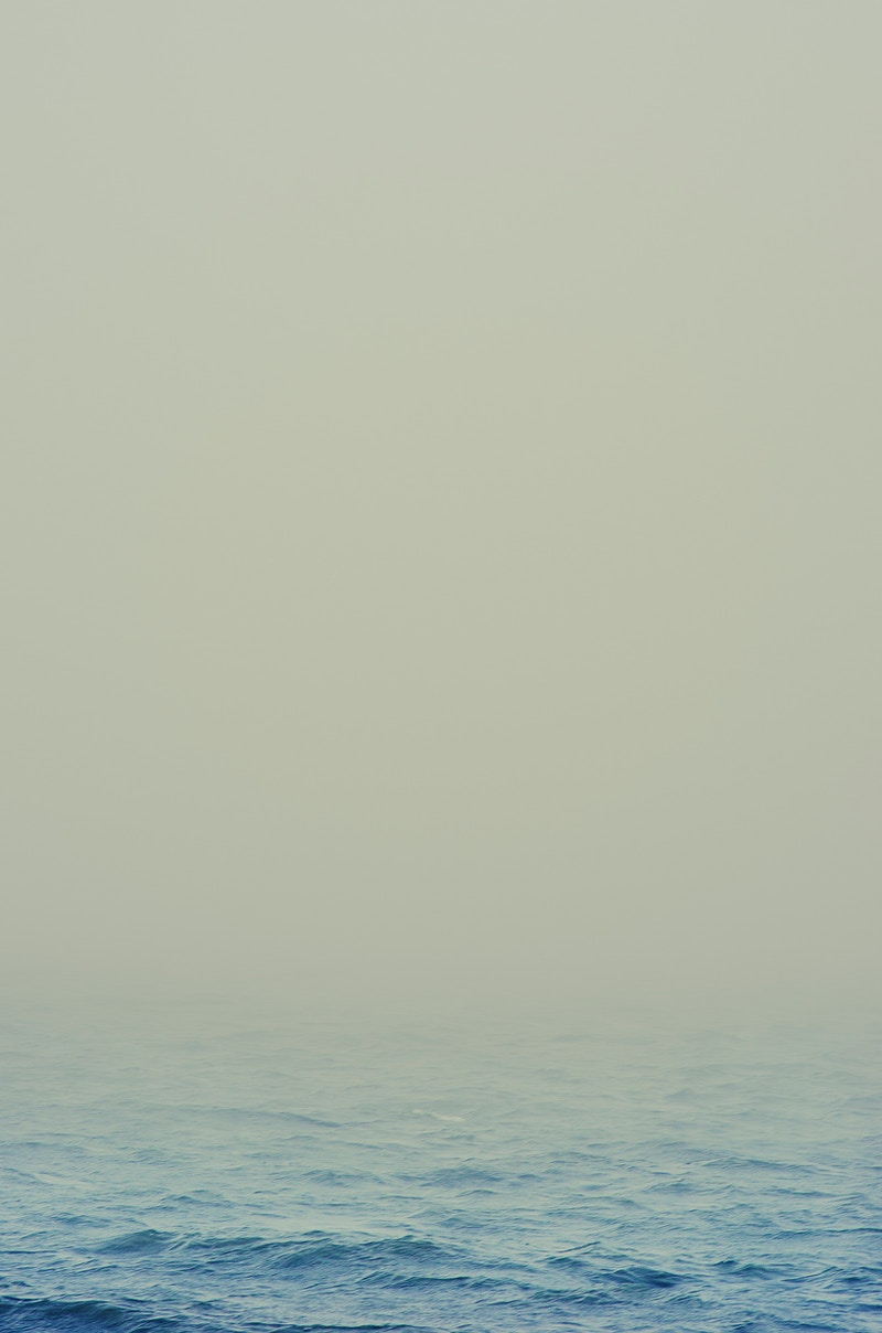 Minimal Visibility No. 3 - Zak Collins // Charleston Fine Art Photography