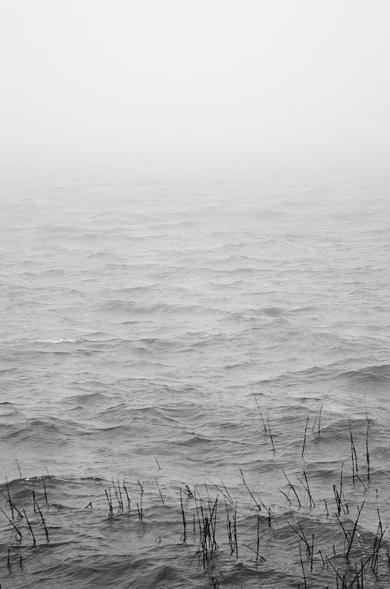 Minimal Visibility No. 5 - Zak Collins // Charleston Fine Art Photography