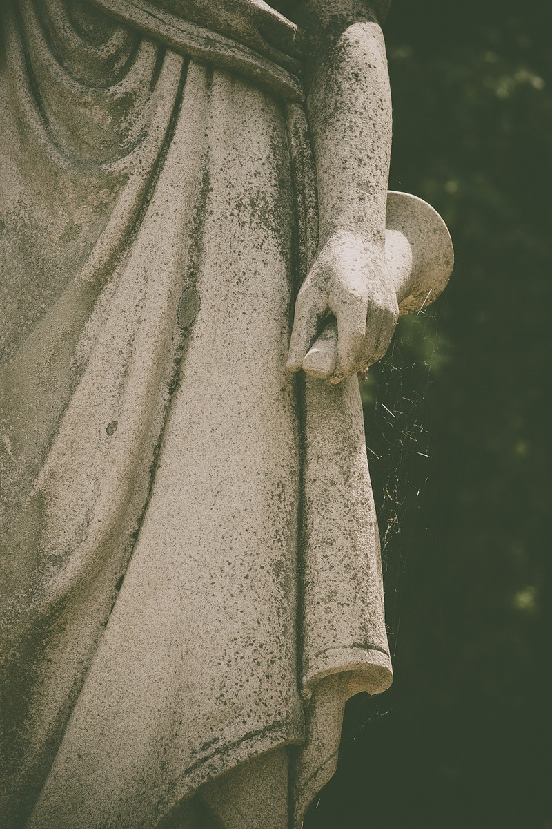 Cemetery - Zak Collins // Charleston Fine Art Photography